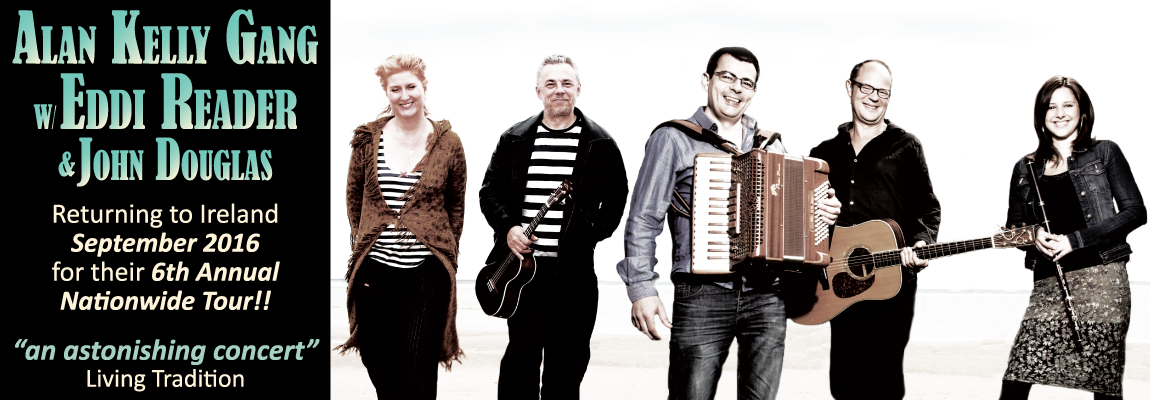 Find out more about Alan Kelly Gang w/ Eddi Reader & John Douglas